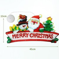 Christmas Decorations Lanterns Shop Decoration Holiday Scene Atmosphere Lights For Party Showcase Window Home Living Room Kid