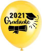 NewLatex Balloon Decor 2021 Graduation Season Party Balloons Took Pictures Arranged Scene Decoration 100pcs/set