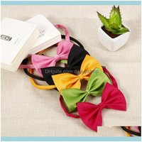 Supplies Home & Gardenwholesale 50 Pcs Polyester Dog Puppy Cat Pet Bowtie Lot Pets Bow Tie Dogs Necktie And Suitable For Kids Clothes Appare