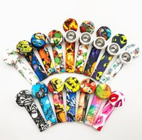 Colorful Smoking Silicone Tobacco Pipe Protable Hand Silicon Water Pipes Dabble Pipes for Dry Herb Free Air