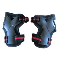 6Pc Set Skating Protective Gear Set Elbow Pads Outdoor Adjus...