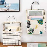 Storage Bags Clothes Organizer Closet Bag Wall Hanging Sundries Toys Container Save Space Home Supplie