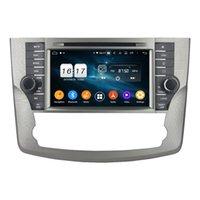 """4GB + 128GB Carplay 8 """"Toyota Avalon 2011 2012 DSPステレオラジオGPSナビゲーションWifi Bluetooth 5.0のためのPX6 Android 10 Car DVDプレーヤー"""
