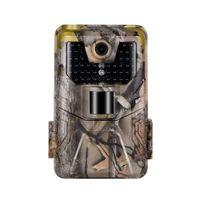 트레일 사냥 카메라 야간 버전 카메라 IP65 사진 트랩 20MP 1080P 0.3s 트리거 야생 동물 감시 게임 캠