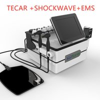 Tecar 물리 치료 Emslim 충격 웨이브 머신 충격파 치료 물리적 장비