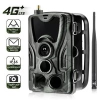 4G Hunting Trail Camera FTP SMTP MMS 20MP 1080P Wireless Cellular Wildlife Cameras 0.3s Game Cam IP65