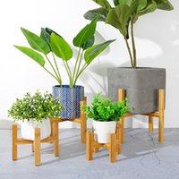 Pianta in vaso Stand Pendio Century Modern Regolabile Pianta pianta per il vaso di fiori succulente Fiori o candele 601 S2