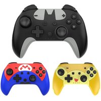 Game Controllers & Joysticks Wireless Switch Controller Bluetooth Gamepad For Pro Lite PC