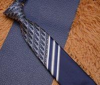 Classico 7 cm di fascia alta seta di fashion design da uomo in sete tipies cravatta jacquard affari matrimonio tiess con bouta boutique