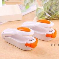 Portatile Mini Sigillatrice di calore Macchina alimentari Clip per uso domestico Impulso Snack Bag Sealer Seal Utensili da cucina Utensili Gadget Strumenti EWD5971