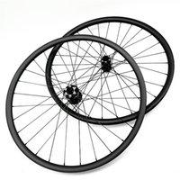 Bike-Räder Fahrrad MTB 100x15mm 148x12mm Scheibe Carbon 1540G 29er 33mm Breite 30mm Tiefe Target ...