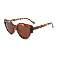 2021 Mode Digner Leopard Frauen Sonnenbrille Günstige Willkreuz Ladi Sonnenglas Sonnenbrille Produkte Katze Frauen Sonnenbrille
