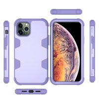 Strong Shockproof Armor Phone Cases For iPhone 12 11 Pro Max XR XS X 7 8 6 6S Plus SE2020 Hard Heavy Duty Protection Cover