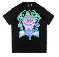 Männer Stylist Prinierte T-Shirts Hohe Qualität Lustige T-Shirts-Tops Herren Frauen Designer Kurzarm T-Shirt Größe S-XL