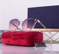 الفاخرة أعلى qualtiy جديد أزياء HF6515 توم النظارات الشمسية للرجل امرأة إريكا النظارات فورد مصمم العلامة التجارية الشمس النظارات