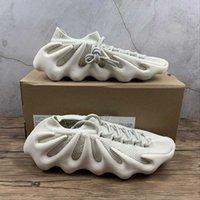TopSportmarket 450 سحابة أبيض الاحذية الظلام سليت الرجال النساء مصمم سوداء أحذية رياضية متماسكة تأتي مع مربع 2021ss الأزياء الحذاء