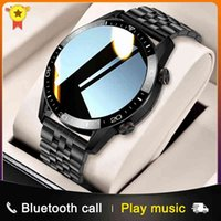 Designer watch Brand Watches Luxury Watch ooth Call Sport Men's Heart Rate Monitoring Music Control Smart for men+Gift