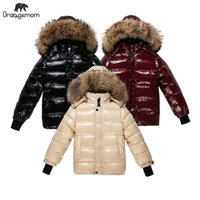 Orangemom 십대 겨울 코트 아기 소년 소녀 옷을 입은 아기 재킷 여자 옷 따뜻한 아이 방수 두꺼운 눈 착용 2-16Y 210903
