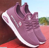 Linghtweight Women Sport Running Shoes Summer Fashion Casual Shoes Mesh Breathable Women Sneakers