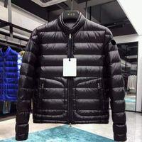 Designer Monclair Mens Down Abbigliamento Francia Brand Bomber Parabrezza Parkas Giacca Stile Capispalla Luxury Fashion Hombre Casual Street Cappotti