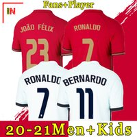 21 22 national team RONALDO Player version jerseys Bernardo ...