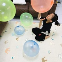 Party Decoration 2021 Magic Bubble Balloon Ballon Inflatable Ball Toy Amazing Water-filled Interactive Balls