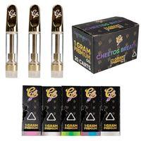 Cali Plug Vape Carts Atomizer Hologram Thick Oil Cartridge Packaging Caliplug 0.8ml Ceramic 510 Cartridges Empty Pen Vaporizer