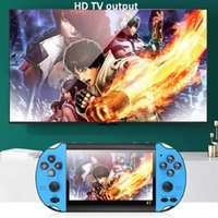 Accessories Building Portable Fitness Equipment Of Handheld Game Console 4.3 Inch Video Games 8GB Support For PSP
