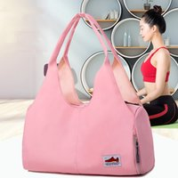 Bolsa de mujer Yoga Mat Carry Hombro Bolso de Hombro Señoras Academia Mujer Viajes Bolsas Bolsas de zapato para gimnasio Fitness