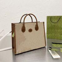 2021 Luxus Mode Damen Handtaschen Einkaufstasche Große Kapazität Hohe Qualität Klassische Musterdesign Handtasche Totes Vier Farben