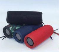 JHL-5 Mini altoparlante Bluetooth wireless portatile portatile Sport Audio Audio Audio Doppio corno con scatola al minuto