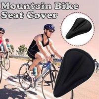 Bike Saddles Assento Cobertura de Almofada de Cobertura Ergonômica Para Grande Bicicleta Larga Conforto Saddle Pad Ciclismo Equitação Peças