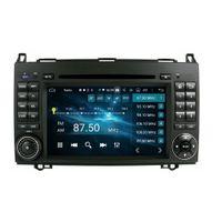 "CARPLAY ANDROID AUTO DSP 2 DIN 7 ""PX6 Android 10 Car DVD DVD DVD Radio Stéréo GPS pour Mercedes-Benz A-B Classe A-Classe W169 B-Classe W245 Viano / Vito W639 Sprinter W906"