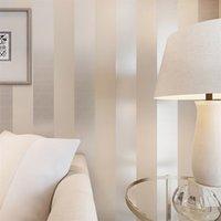 Design texture carta da parati non tessuto 3D in rilievo stripes verticale in rilievo PO wallpaper soggiorno TV divano sfondo parete home decor 210722
