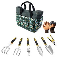 Herramientas de jardín Handillas antideslizantes Herramientas de jardín para niños 30 sets Set de herramientas de jardín para hombres y mujeres