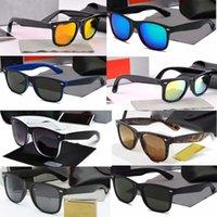 Bans Bans aviator راي الطيار الرجال خمر النظارات الشمسية 1uc1 # المرأة إمرأة نظارات الشمس الفرقة 2020 حظر نظارات بن UV400 مع WITFARER POLA PLWT