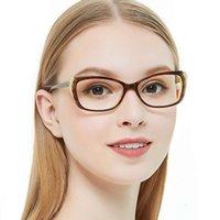 Estoque pronto personalizado feito novo modelo fabricantes acetate china wholale vidro vintage óculos Óptico Fram5vy9