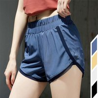 Designer 02 Yoga Short Pants Womens Running Shorts Ladies Ca...