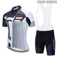 여름 사이클링 유니폼 2021 Capo Men 팀 사이클 착용 반팔 자전거 의류 Maillot Ropa Ciclismo 제복을 자전거 타기 1