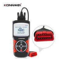 코드 판독기 스캔 도구 Konnwei KW820 MS509 OBD 자동차 스캐너 OBD2 자동 자동차 진단 도구 리더 차량 엔진