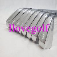 MP-20 HMB Golf Clubs Irons MP20 Set 3-9P Normal / Stiff Stahl / Graphitwellen Kopfköpfe DHL COMPLETIC von1