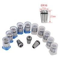 ER Collet set ER11 ER16 Precision spring collet chuck 0.008mm for CNC milling tool holder Engraving machine spindle