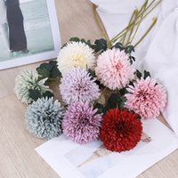 Guide de luxe de luxe de fleurs de fleurs décoratives de style européen