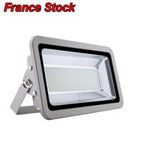 أضواء الفيضانات LED 1000W 500W 300W IP65 ماء Exterieur SMD2835 كاشف للحديقة، الفناء الخلفي، المرآب، ملعب فرنسا الأسهم