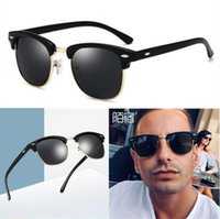 2022 Brand Polarized ray Men Women mens womens Pilot Sunglasses bans designers UV400 Eyewear sun Glasses Metal Frame Polaroid Lens 019