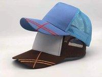 Erkekler ve Kadınlar Beyzbol Kapaklar Tasarımcı Nakış Yüksek Kaliteli Şapka Mesh 4 Renk Seçebilirsiniz Özel Top