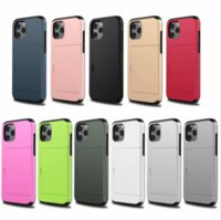 TUP+PC creative card phone cases for iphone13 pro max 12 min 11 case cover