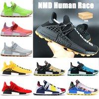 مع صندوق NMD الإنسان سباق الرجال الأحذية الركض الأنواع اللانهائية الشمسية حزمة الزرقاء أنت nerd هو هوى الرجال النساء أحذية رياضية المدربين