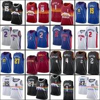 Evan 4 Mobley Jersey Collin 2 Sexton Nikola 15 cade Jokic Jamal 27 Basketball Murray Michael 1 Porter Jr. Catingham