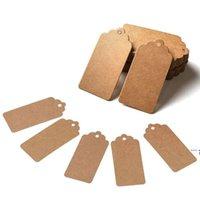 ورق كرافت زهرة رئيس العلامات علامة فارغة علامة علامة تسجيل بطاقة المنتج أشتات المنزلية BWB6067